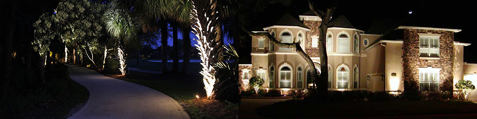 Exterior Home Lighting Services Jacksonville Fl