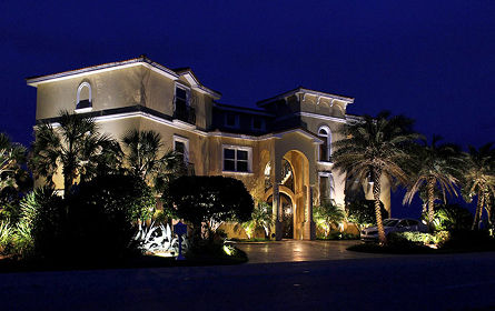 Outdoor lighting installation jacksonville fl custom made and manufactured lights mozeypictures Choice Image
