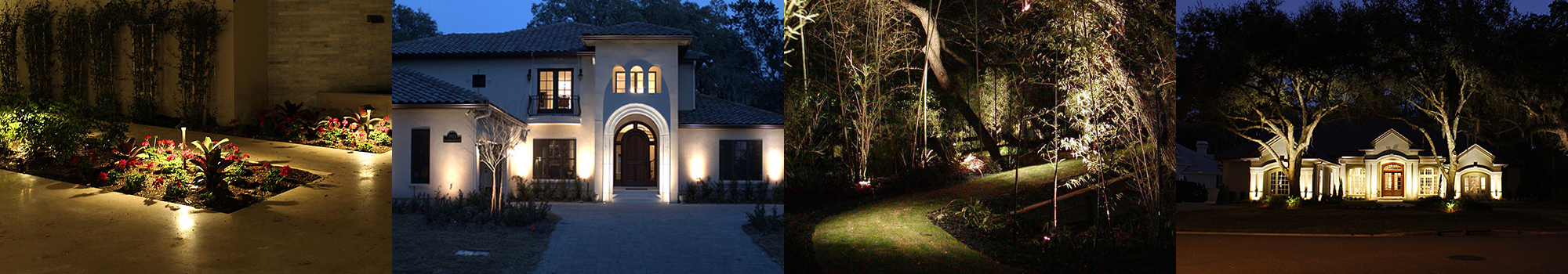 Outdoor lighting company jacksonville fl client focused outdoor lighting services aloadofball Gallery